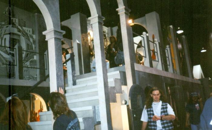 Mi visita a la exposición musical de Los Angeles(NAMM)