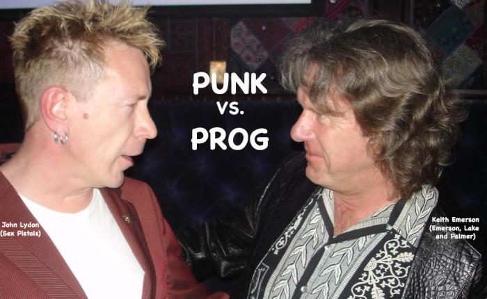El punk mató al rock progresivo: la granmentira